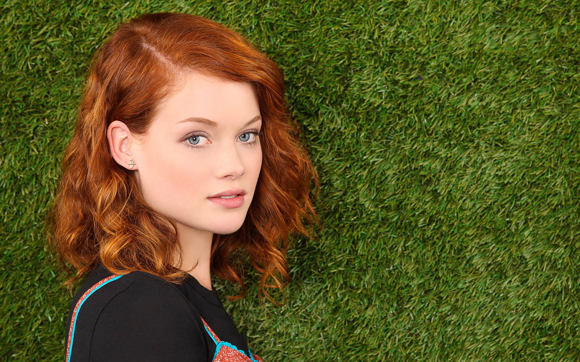 Beautiful Jane Levy