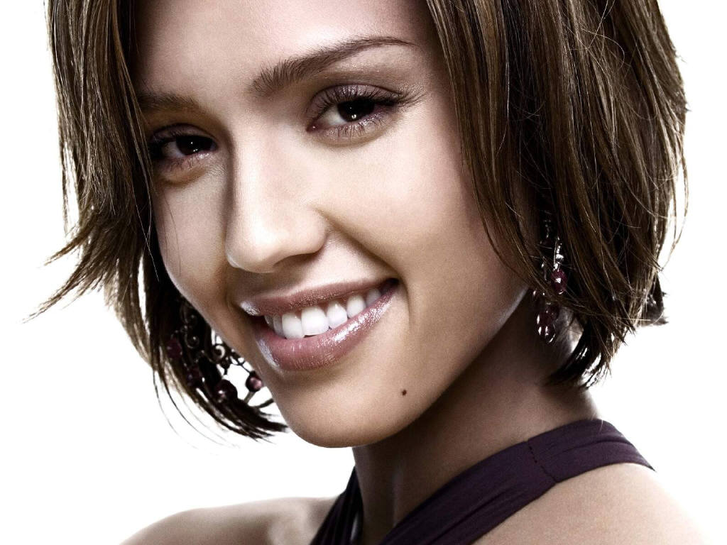 Beautiful Jessica Alba