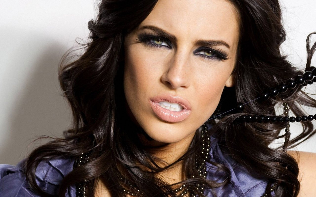 Beautiful Jessica Lowndes Wallpaper