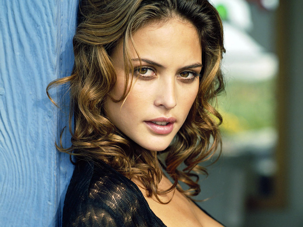 Beautiful Josie Maran