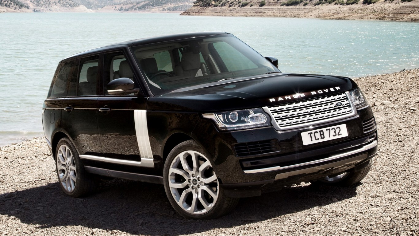 Land Rover Wallpapers-