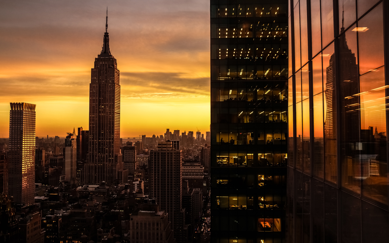 Beautiful Manhattan Wallpaper