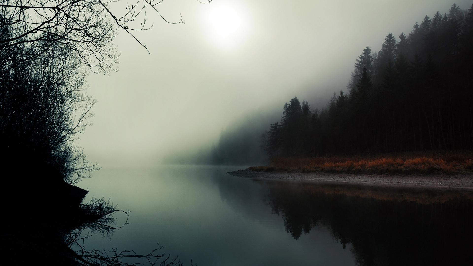 Beautiful Mist Wallpaper