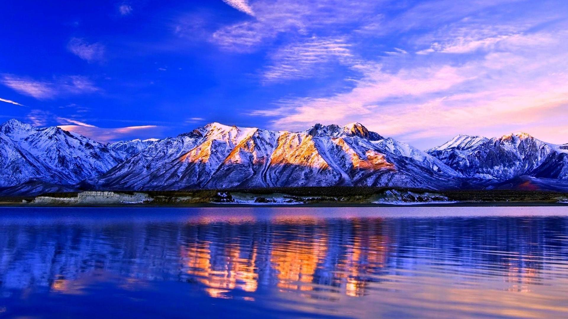 Beautiful Mountainscape
