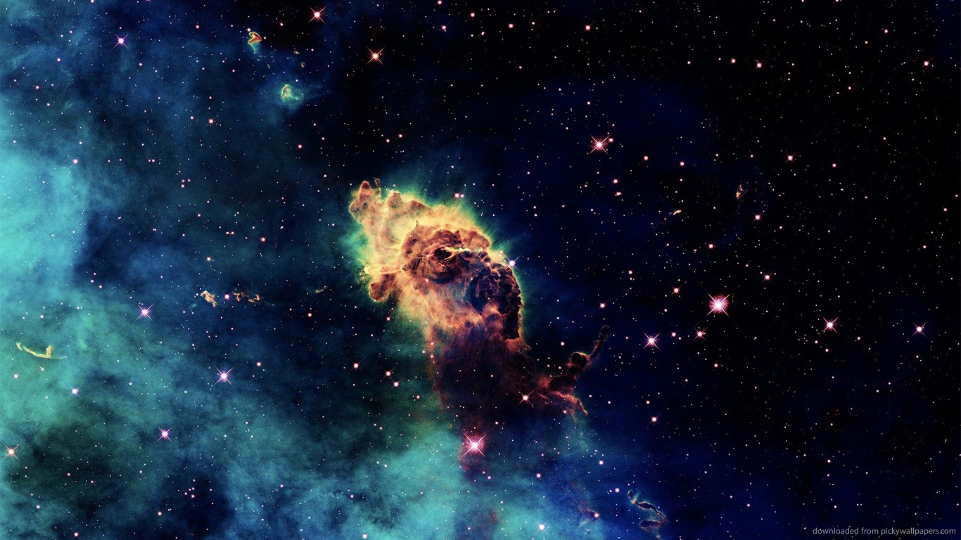 Beautiful Nebula Wallpaper
