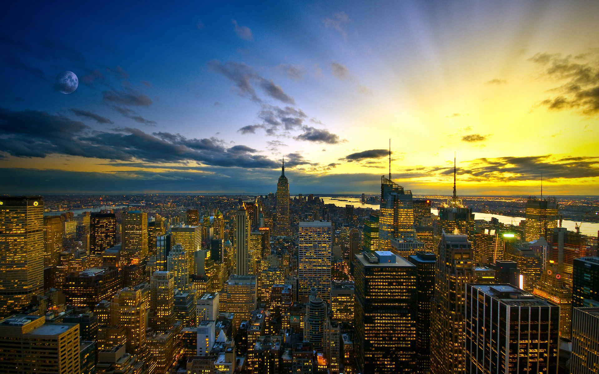 Beautiful New York Wallpaper