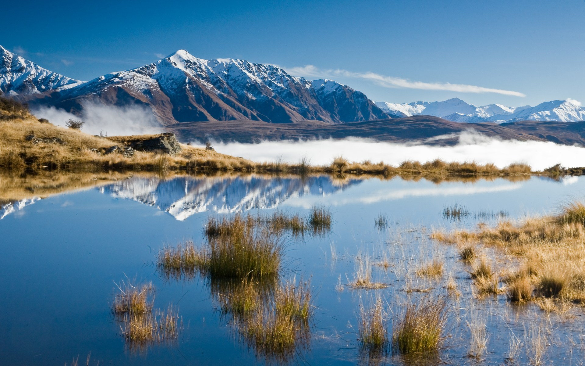 New Zealand is an beautiful island country located in the South Western part of the Pacific Ocean. The country geographically comprises of two main ...