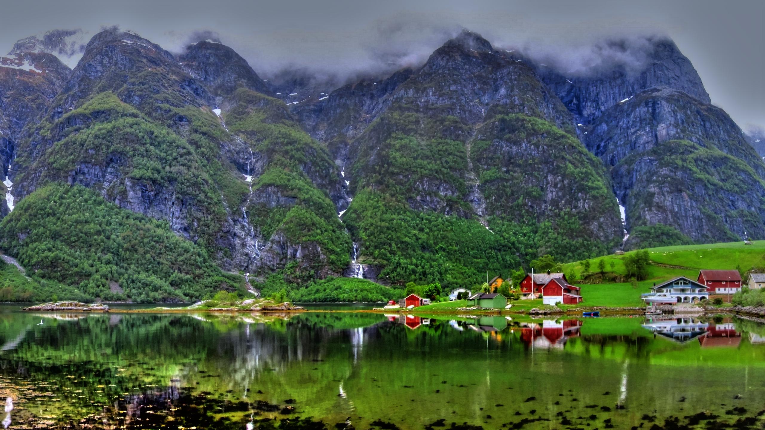 Beautiful Norway wallpaper