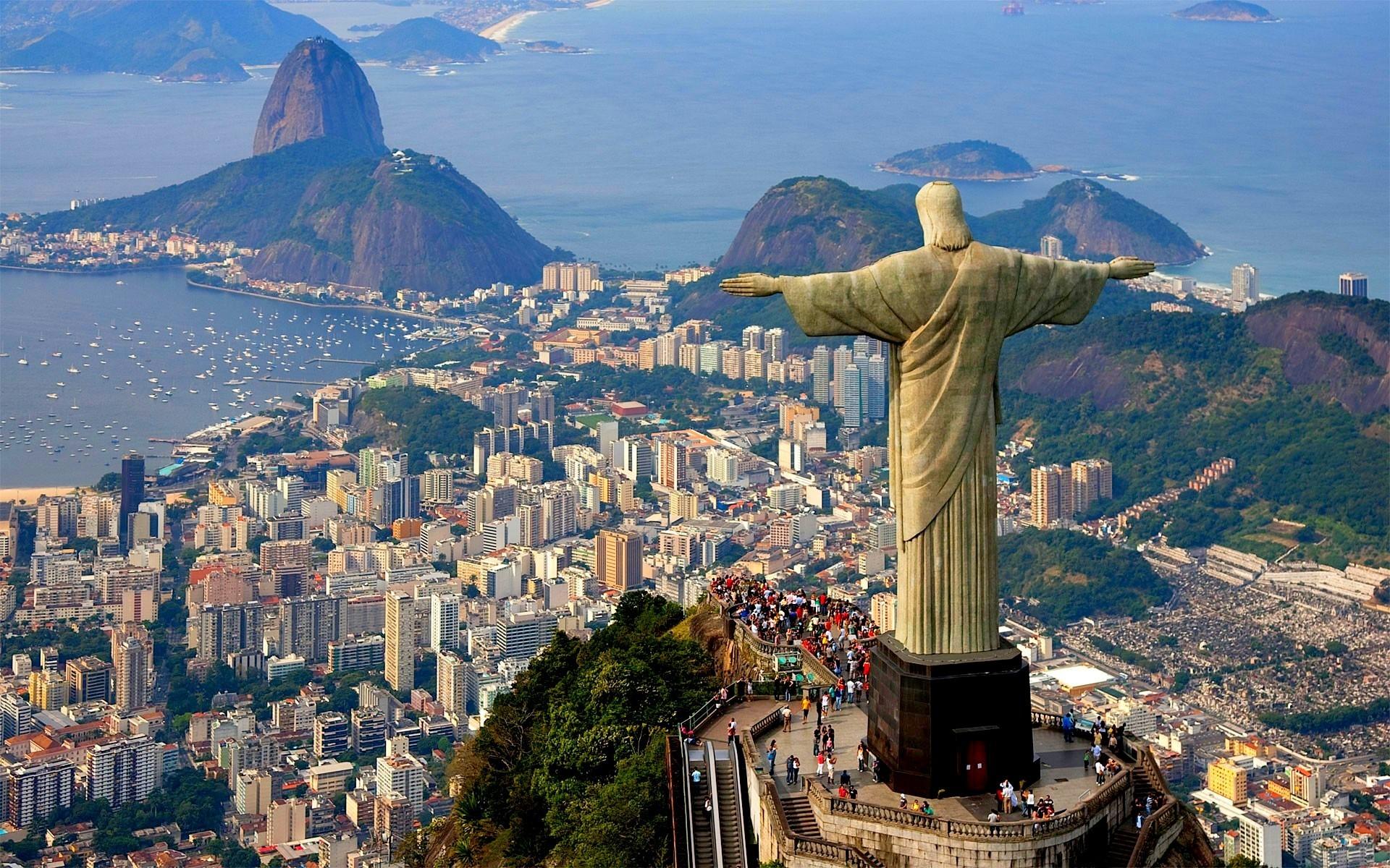 Beautiful Rio De Janeiro Wallpaper