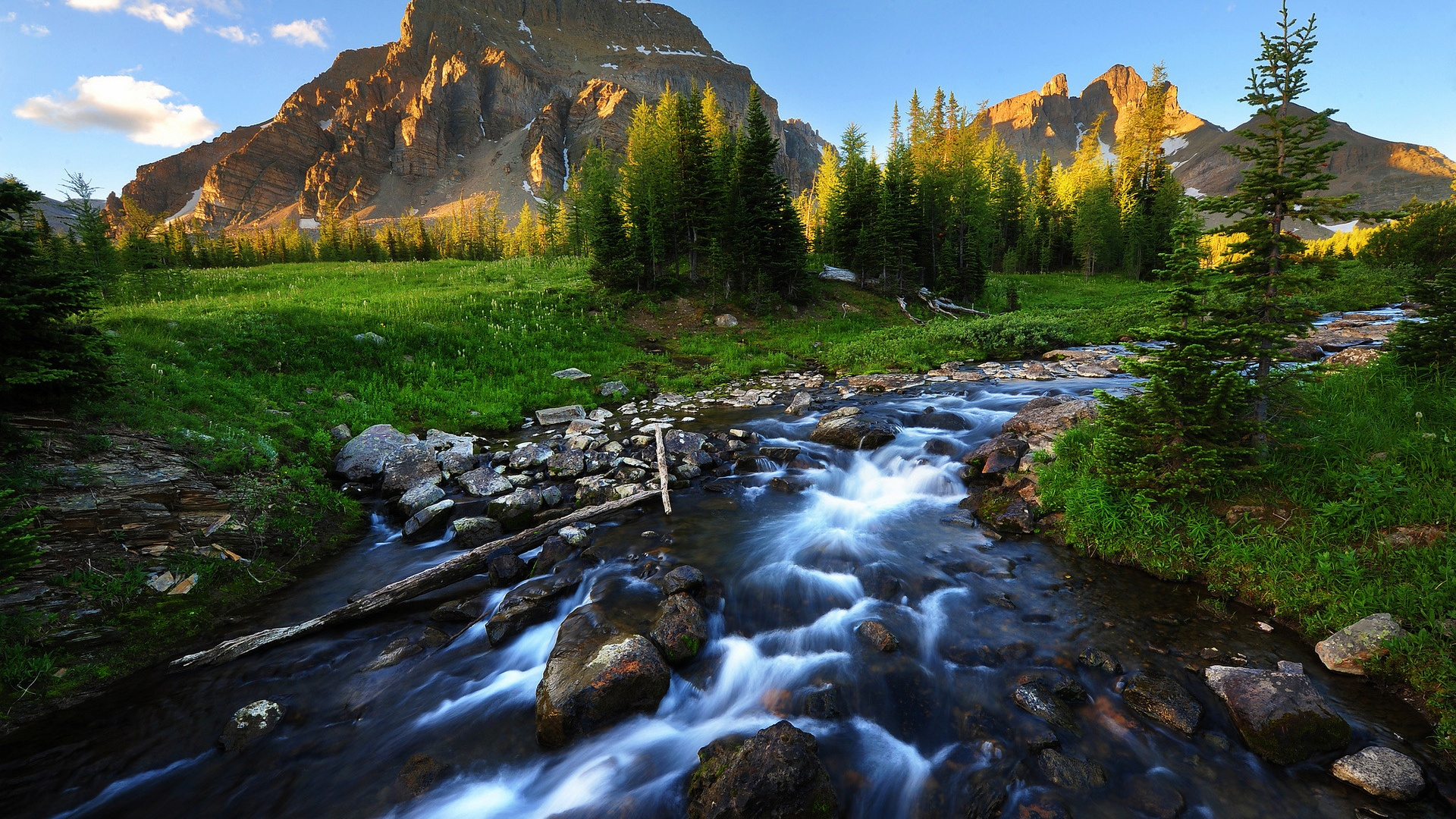 Beautiful River Wallpaper