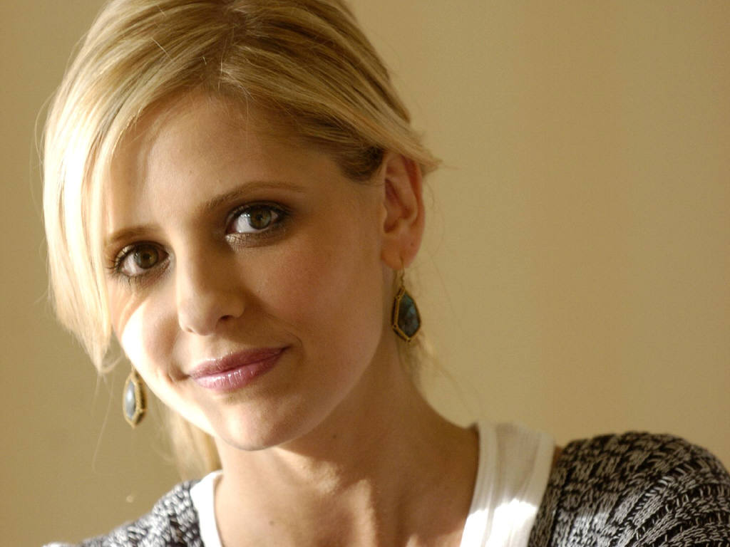 Beautiful Sarah Gellar