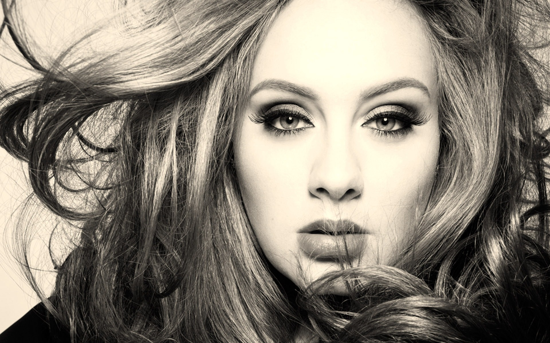 Beautiful Singer Adele Music