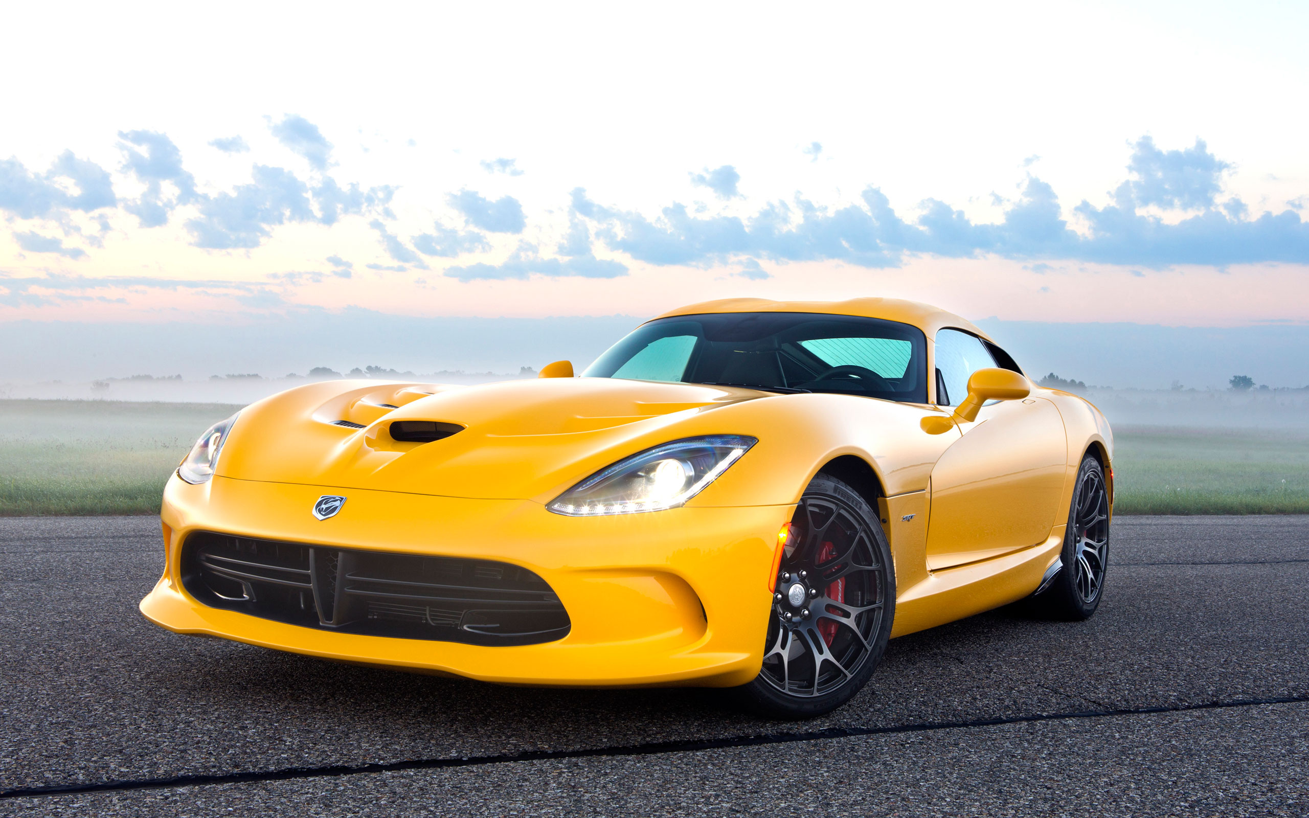 Beautiful SRT Viper