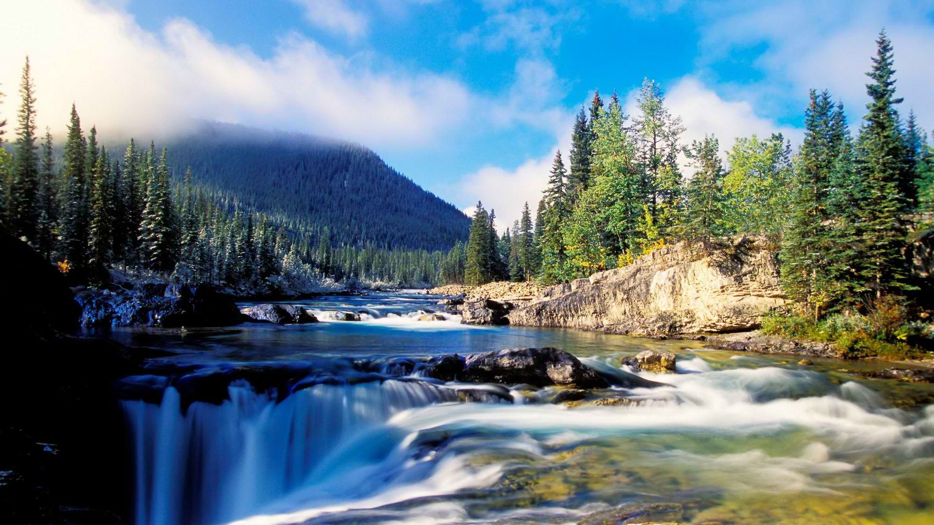Beautiful Stream Wallpapers-1