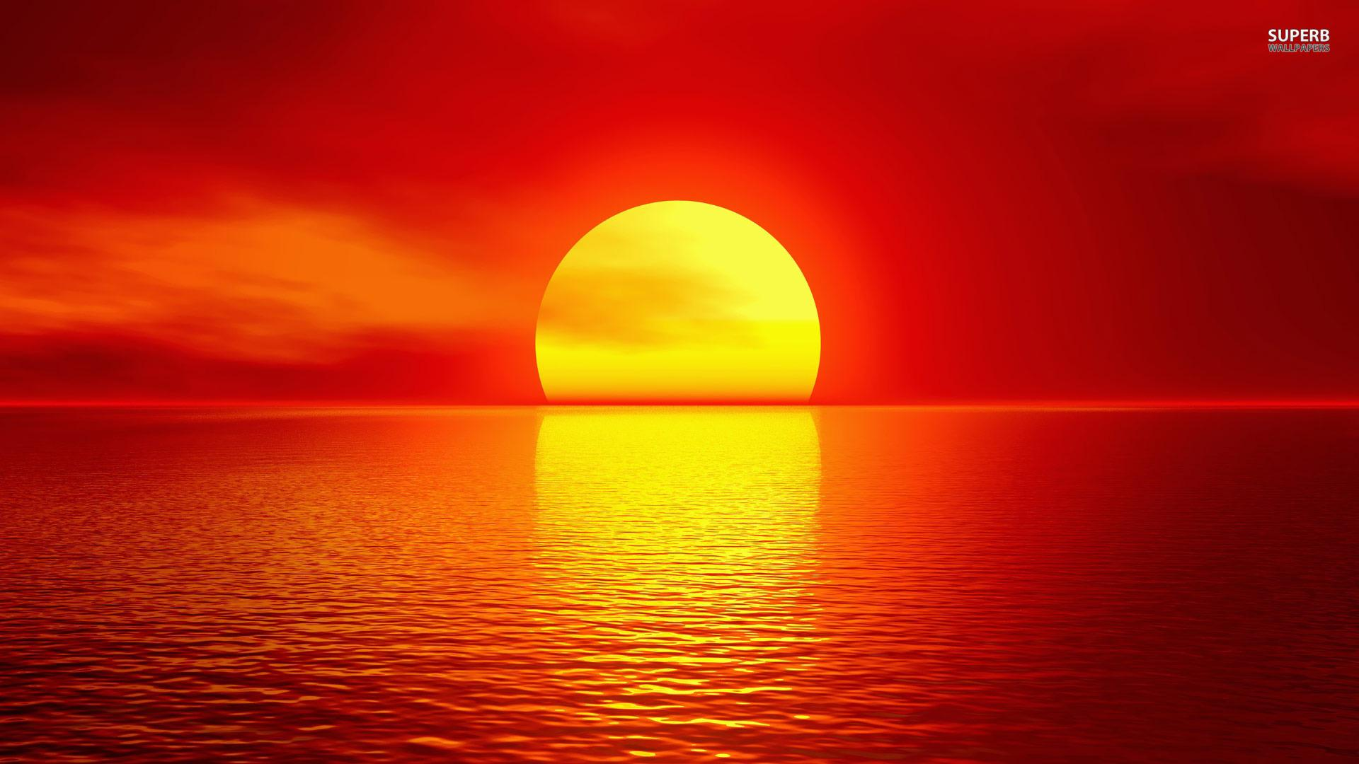 Beautiful Sunset Wallpaper