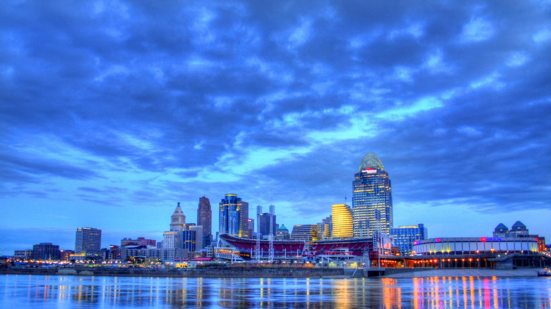Beautiful nashville tennessee riverfront hdr HQ WALLPAPER - (#137175)