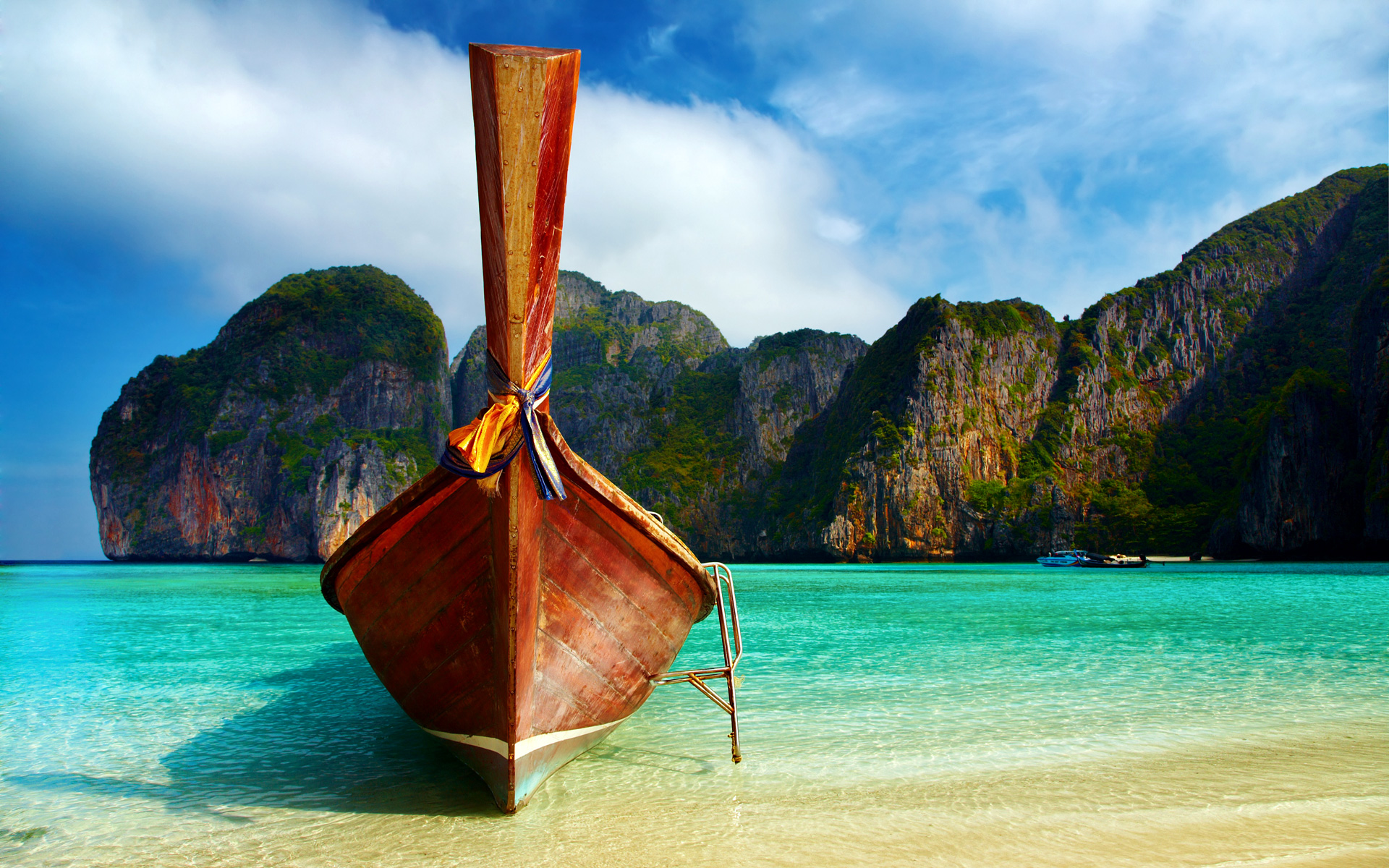 beautiful thailand beach HD wallpaper Wallpaper