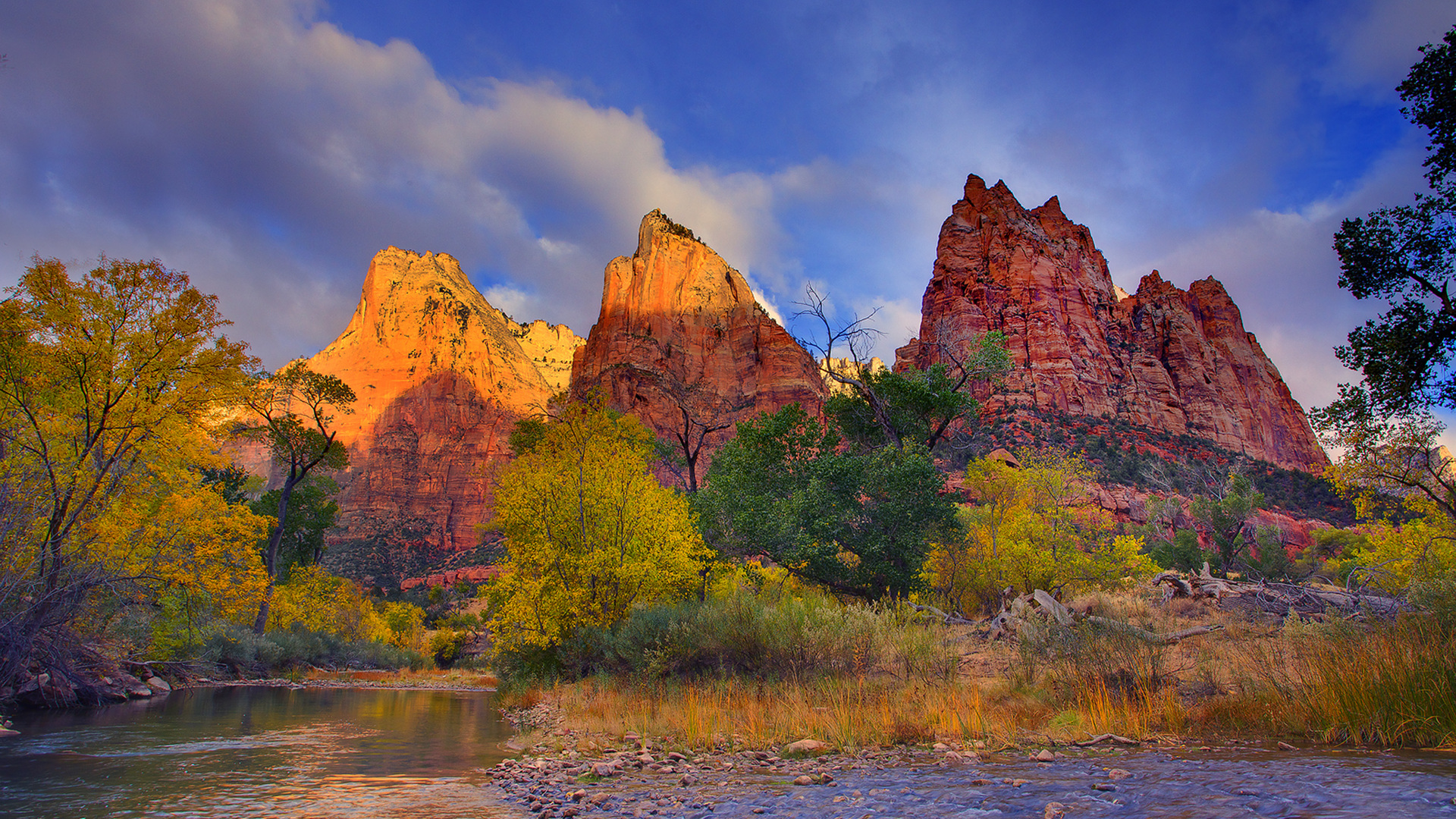 Beautiful Zion Wallpaper