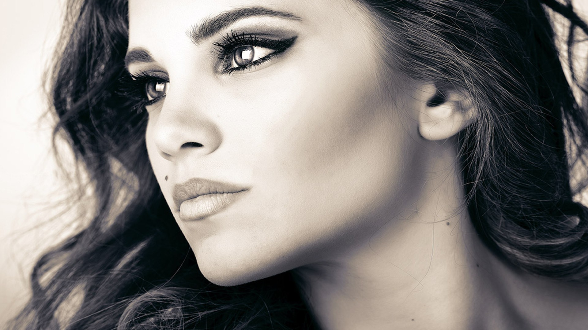 Beauty Girl Portrait Photo