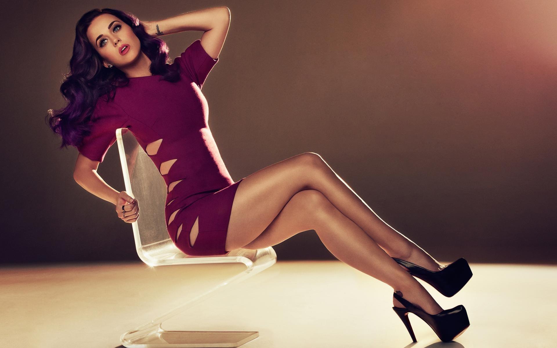 Beauty Katy Perry Singer Girl Music