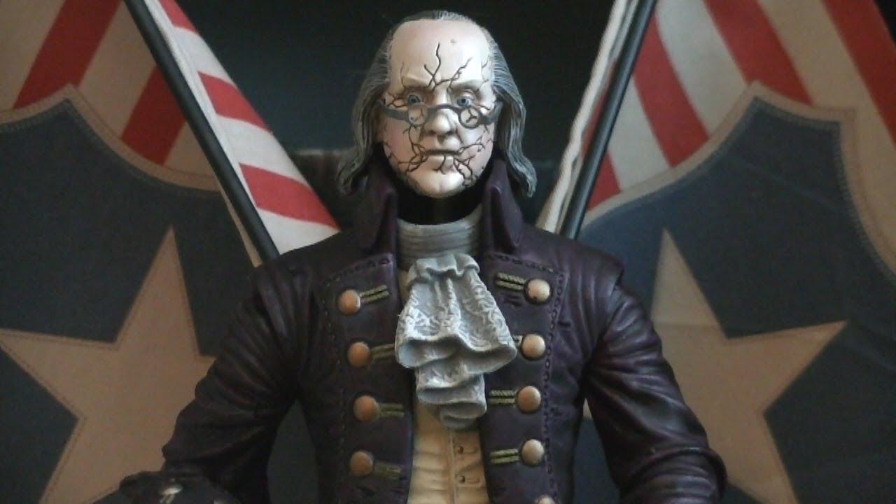 BioShock Infinite Benjamin Franklin Motorized Patriot Review
