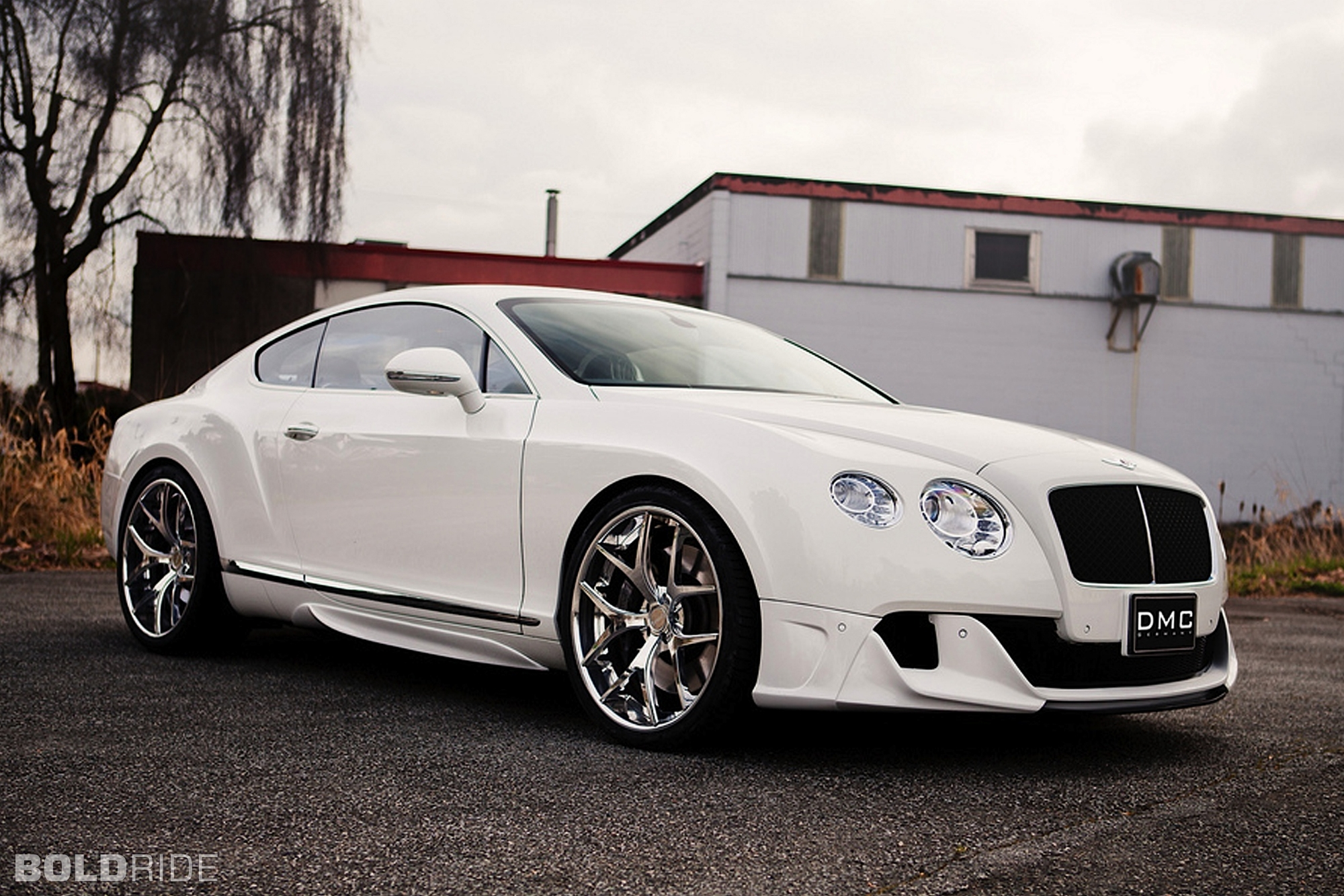 2013 DMC Bentley Continental GTC Duro 2000 x 1333