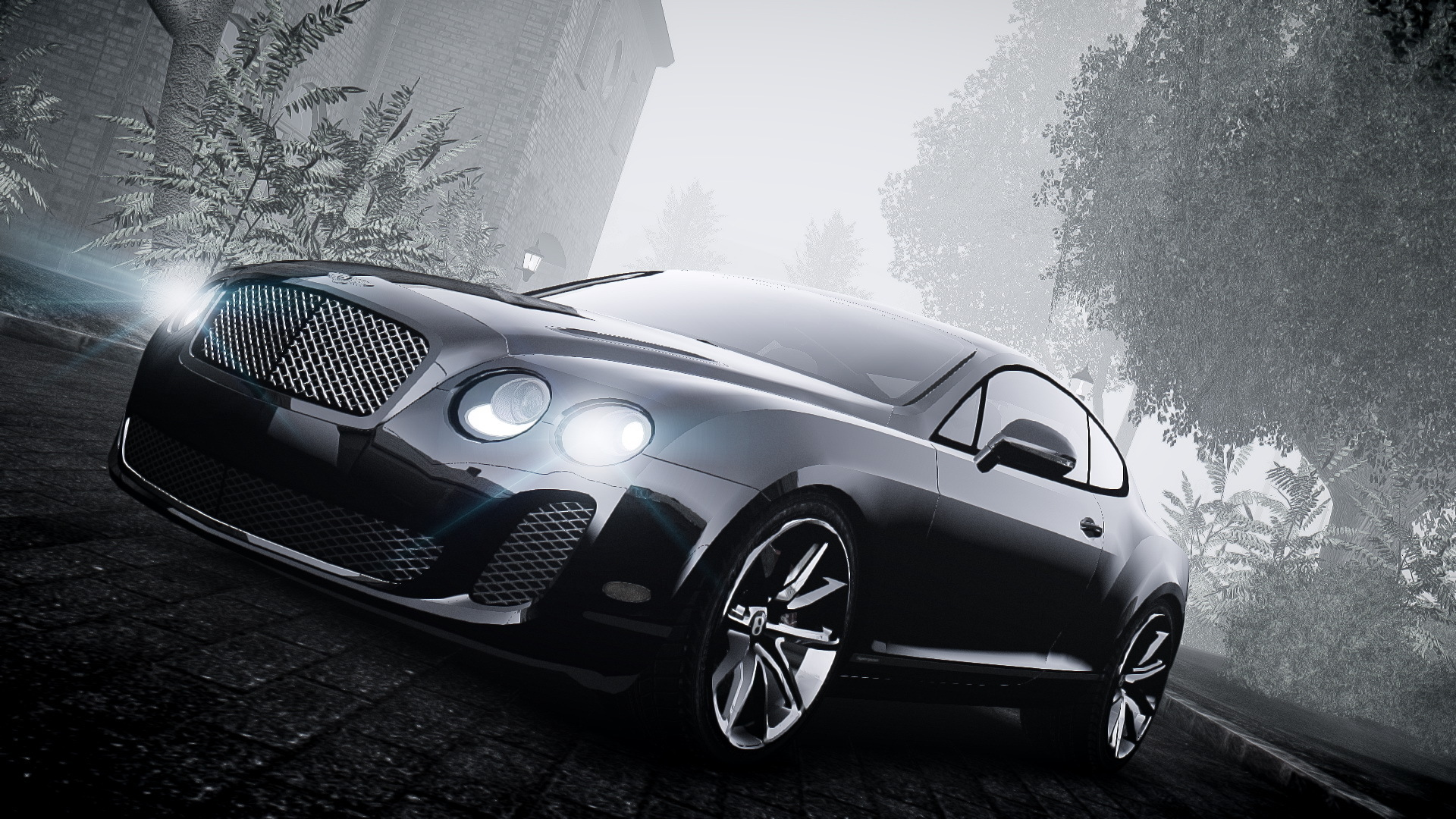 ... Bentley Wallpaper ...