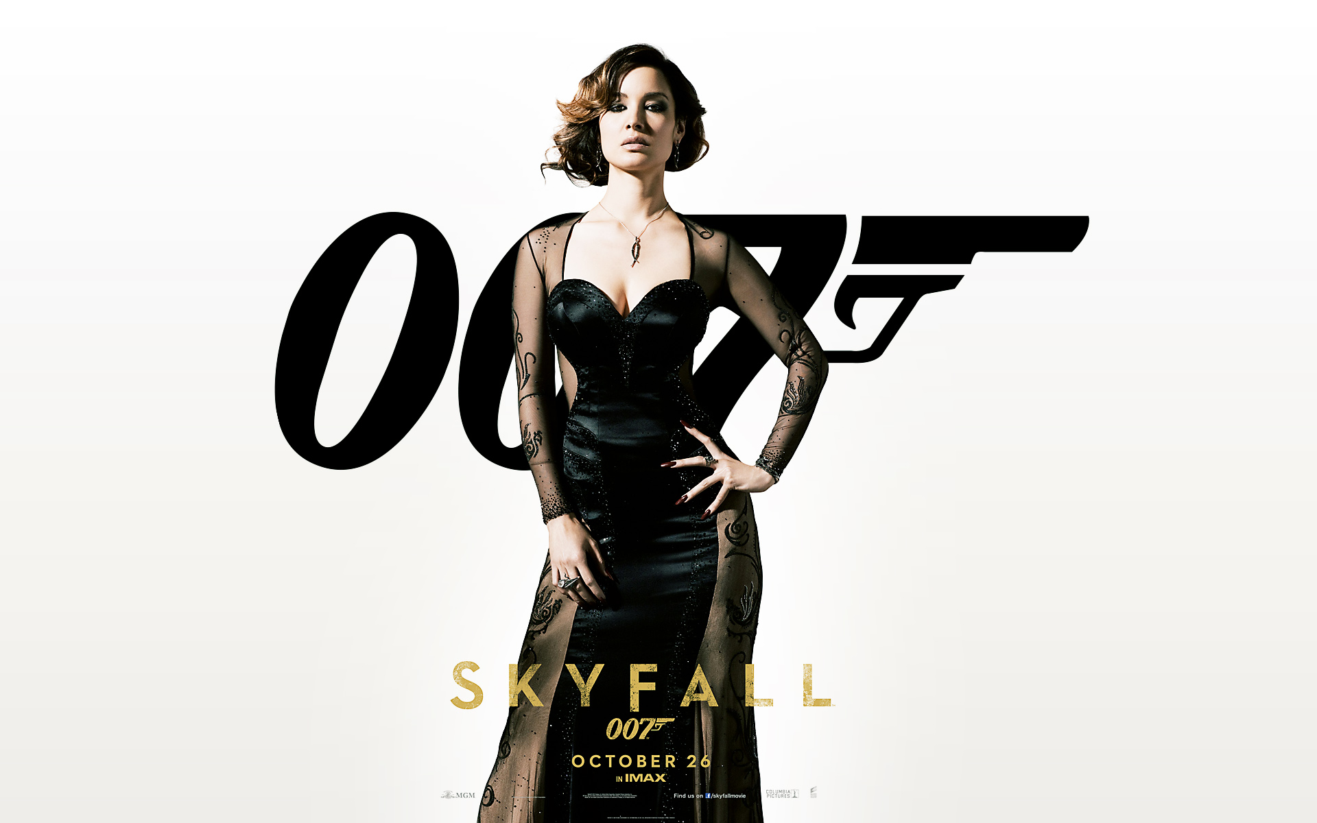 Berenice Marlohe Skyfall Movie