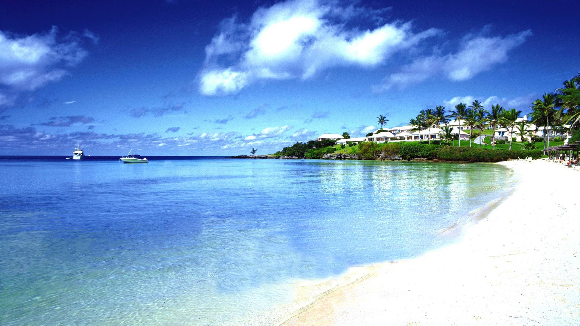 Bermuda Wallpaper 7496