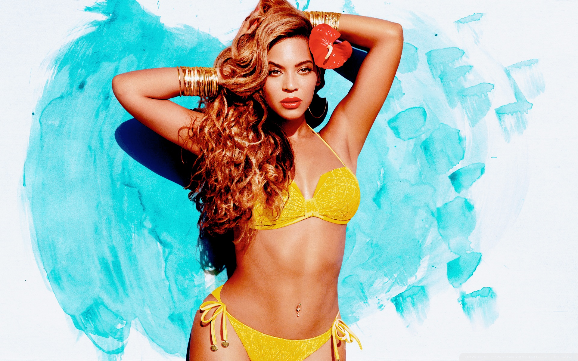 Beyonce 2013 HD Wide Wallpaper for Widescreen