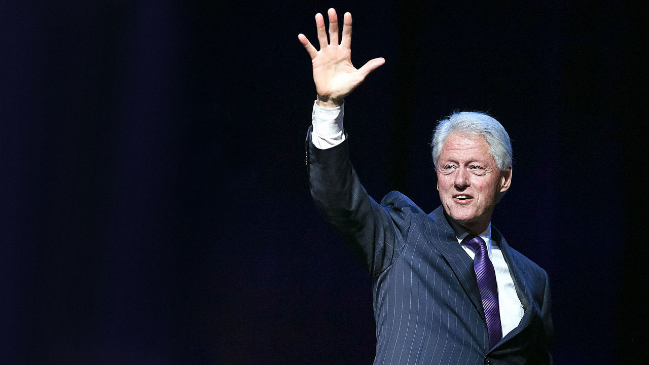 Bill Clinton To Headline The 2015 AIA Convention | Co.Design | business + design