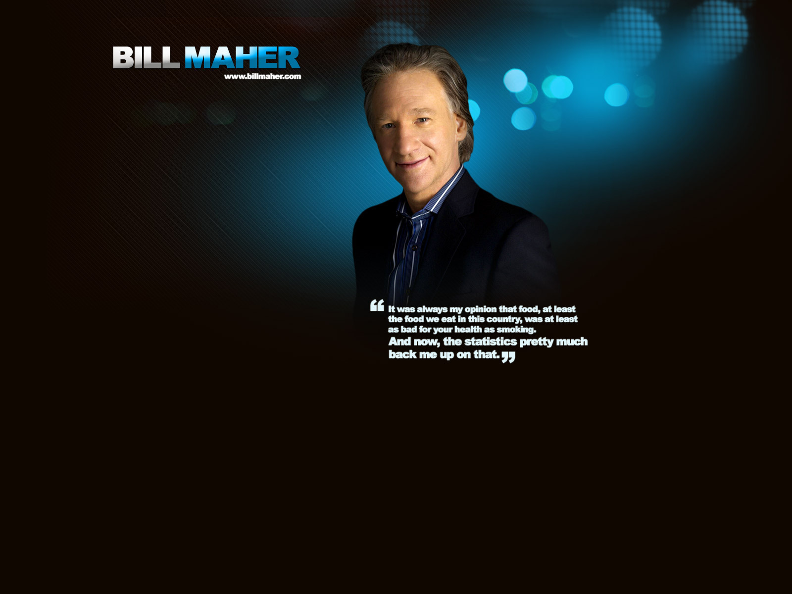 bill-maher Wallpaper .