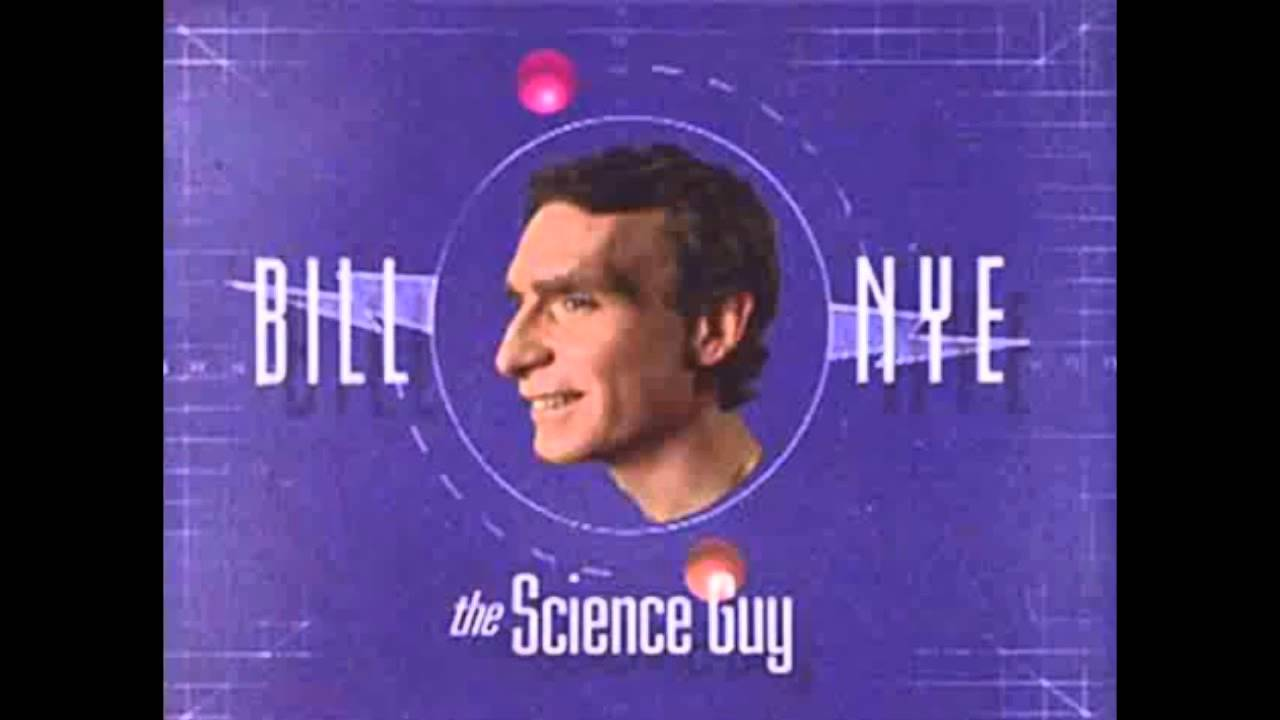 Bill Nye The Science Guy - 10 minutes