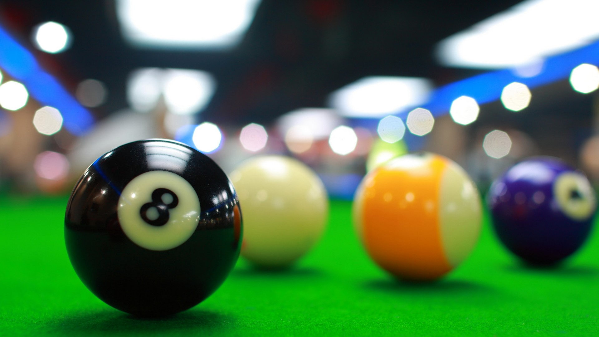 Billiards Wallpaper