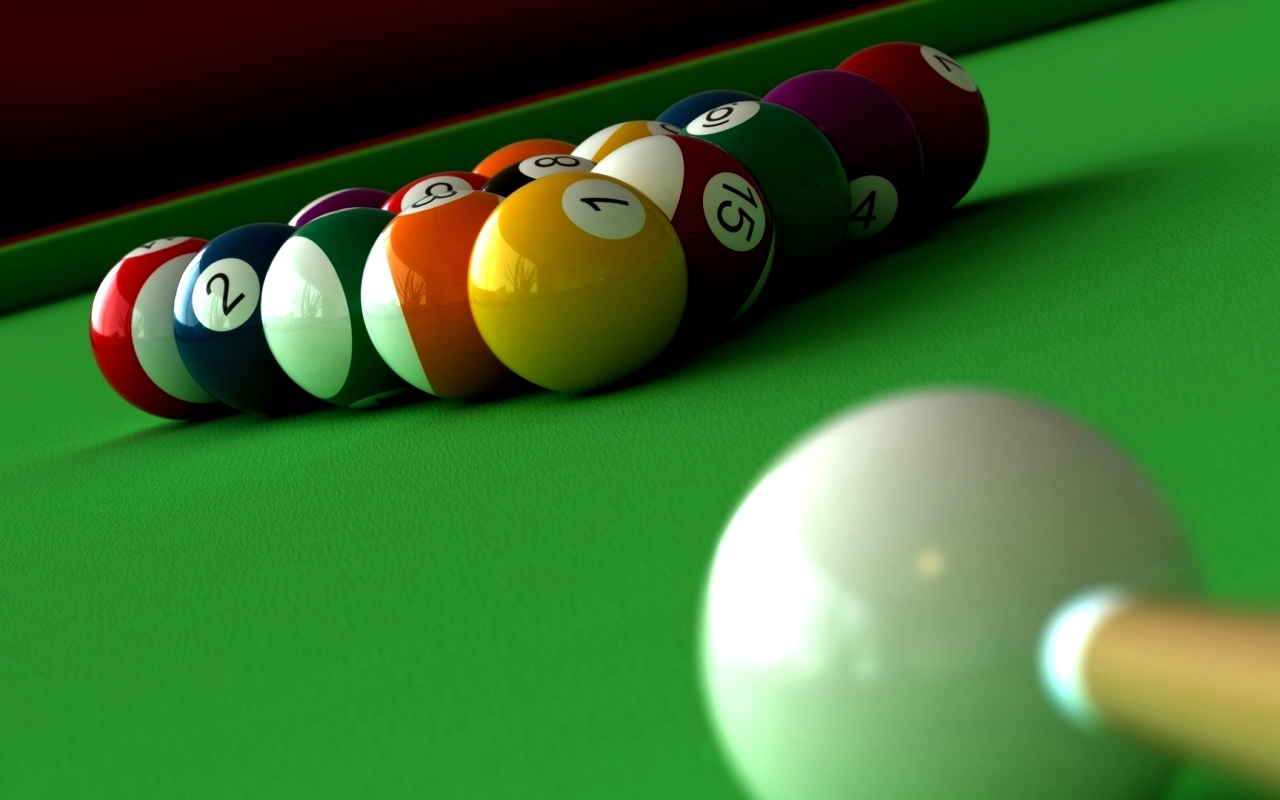 Billiards : Billiards Wallpaper Hd