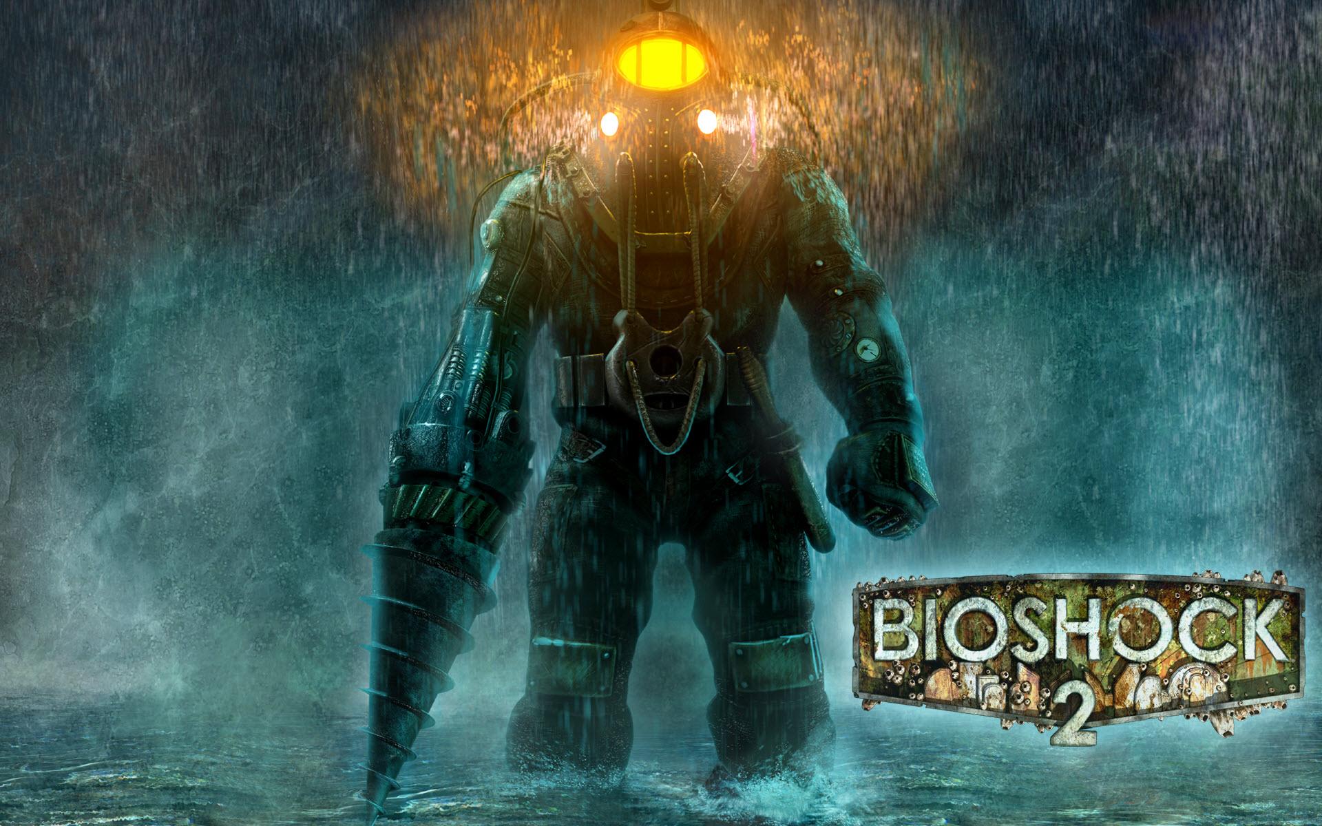 Bioshock wallpapers for desktop