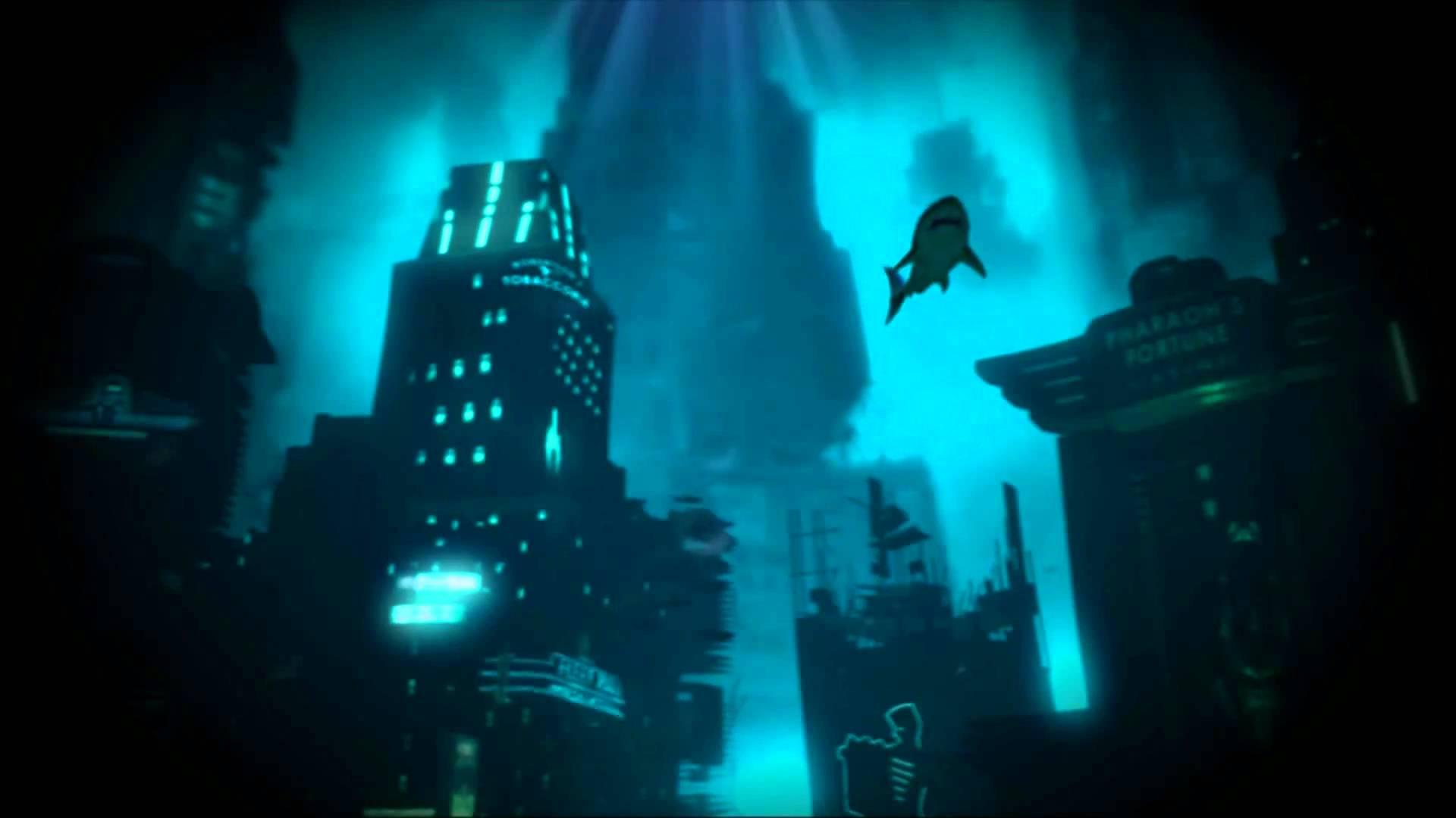 Bioshock Rapture - fanart by dreamscene.org