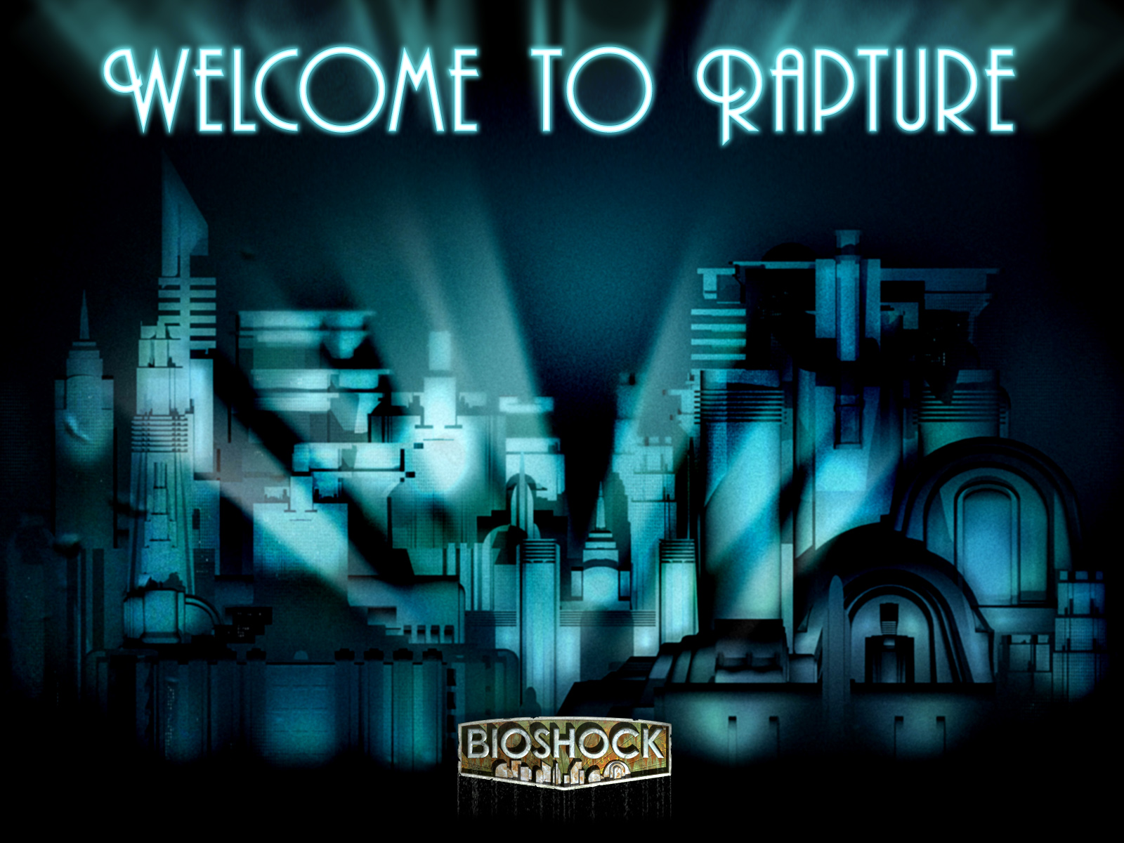 HD Wallpaper | Background ID:6284. 1600x1200 Video Game Bioshock