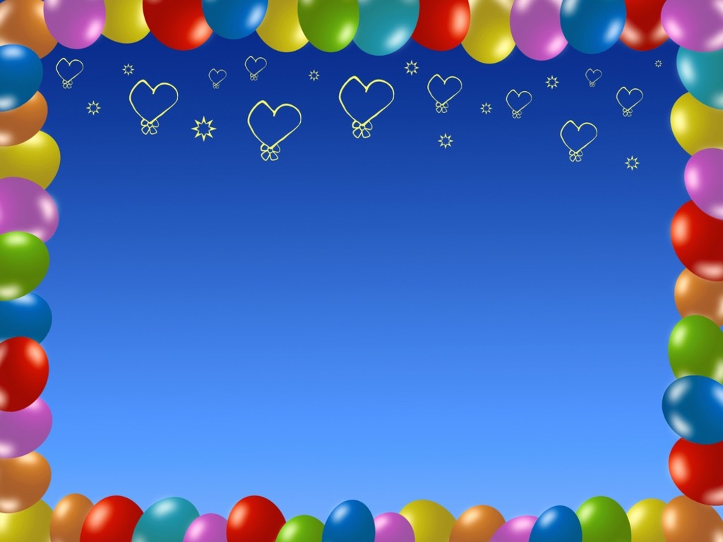 February Birthday Backgrounds