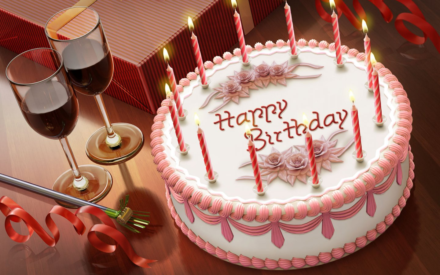 Happy birthday cake 8 Wallpaper, free happy birthday cake images, pictures download