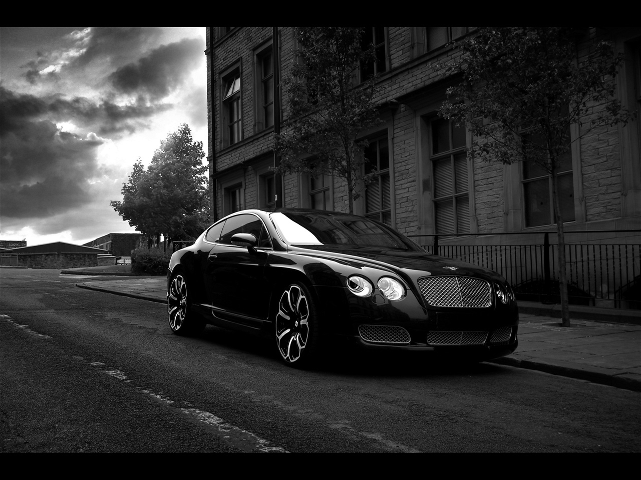 Black Car Wallpaper High Resolution 22 Thumb
