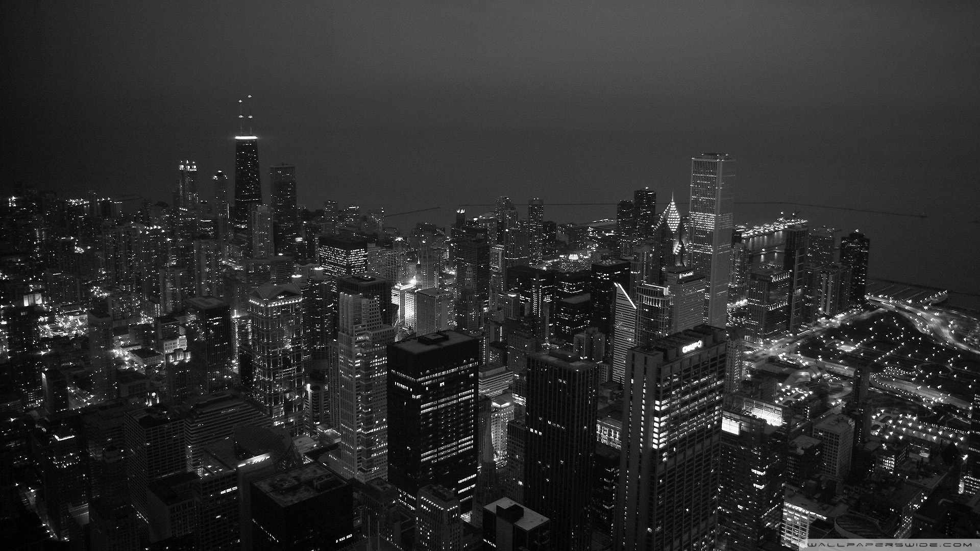 Black City Wallpaper