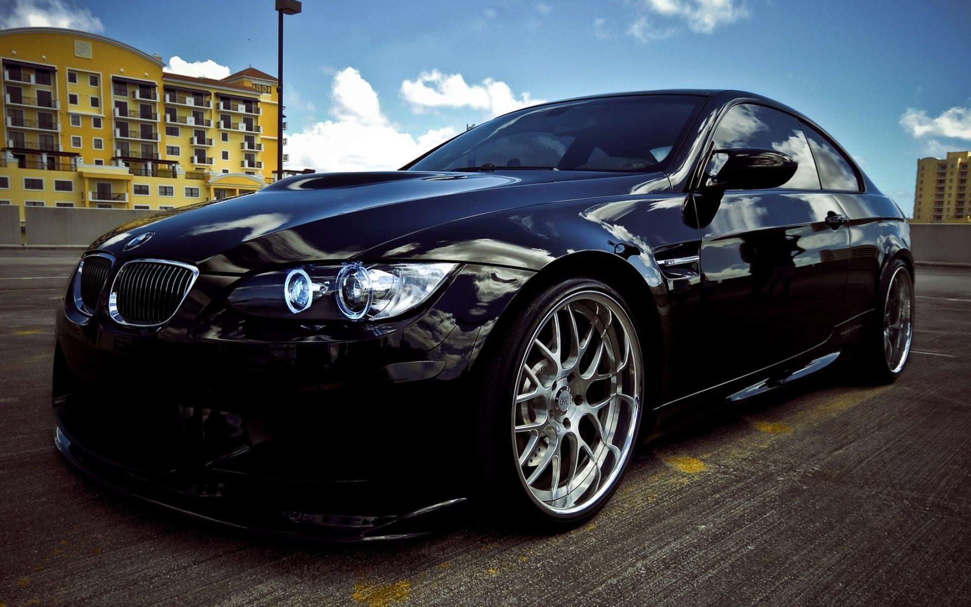 Black M3 Forged Wheels