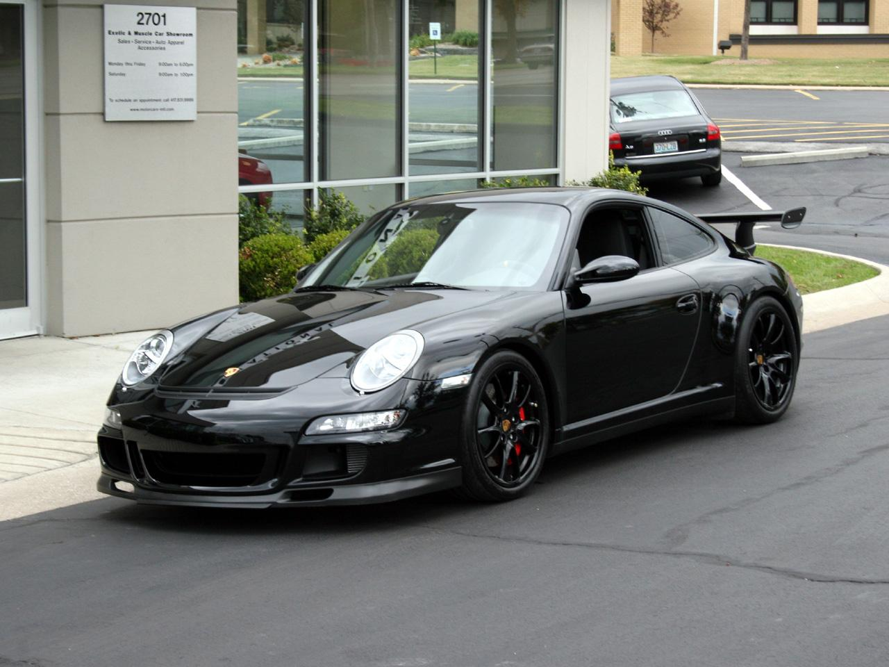 2007 Porsche 911 GT3 RS. Click image for larger slide show