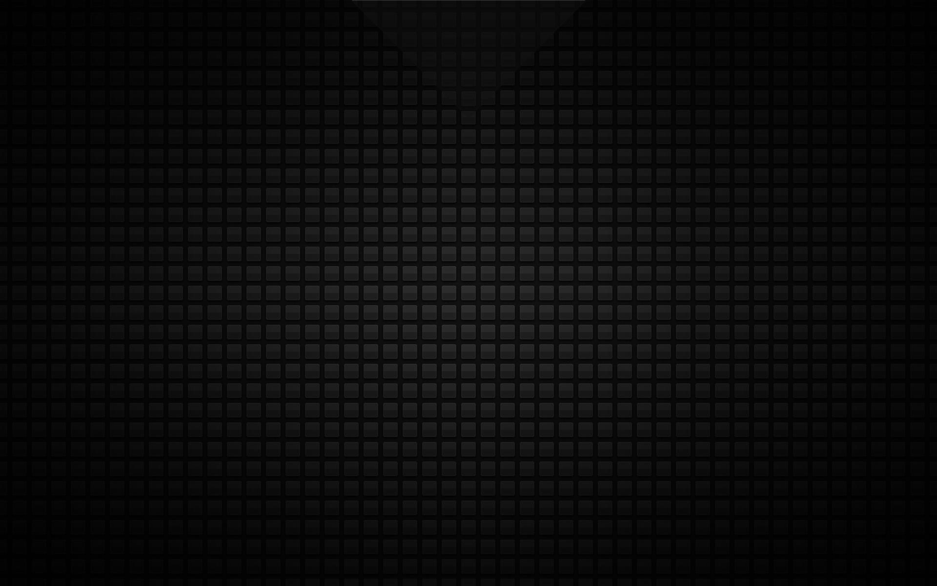 Black Boxes Wallpaper