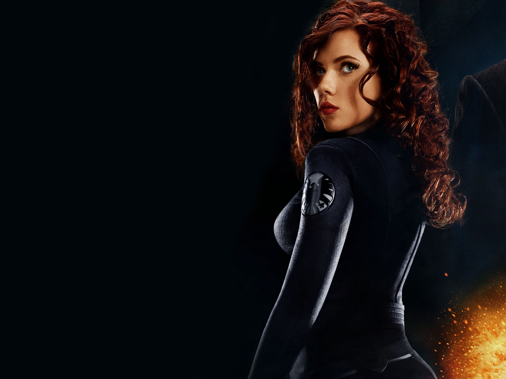 ... Black Widow Wallpaper ...