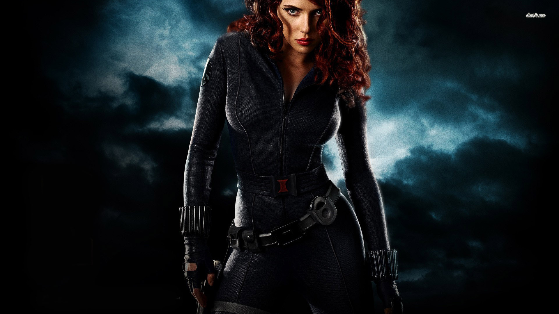 Black Widow Hd Wallpapers 1080p: Black Widow Wallpaper Natasha Romanoff Iron Man Movie 1920x1080px