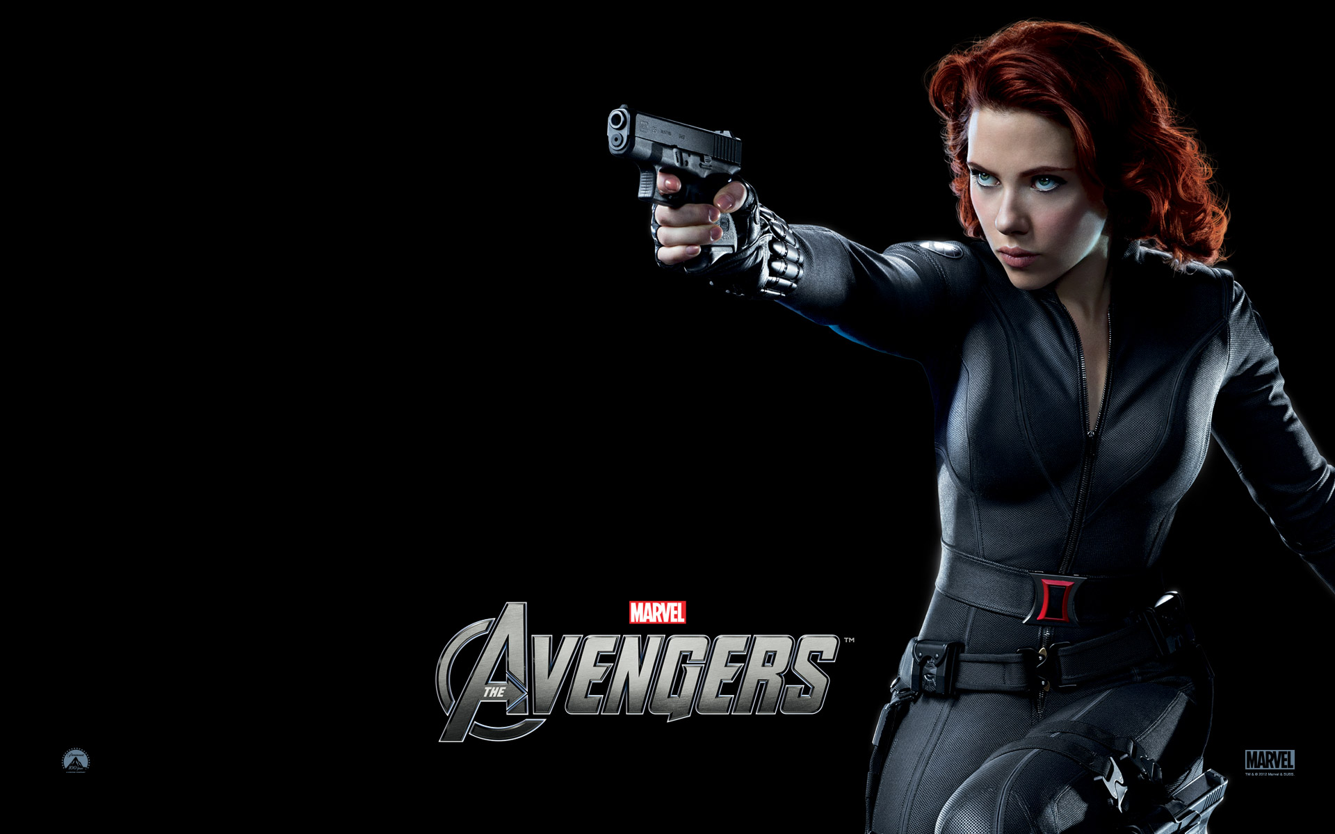 Scarlett johansson black widow wallpaper - photo#23