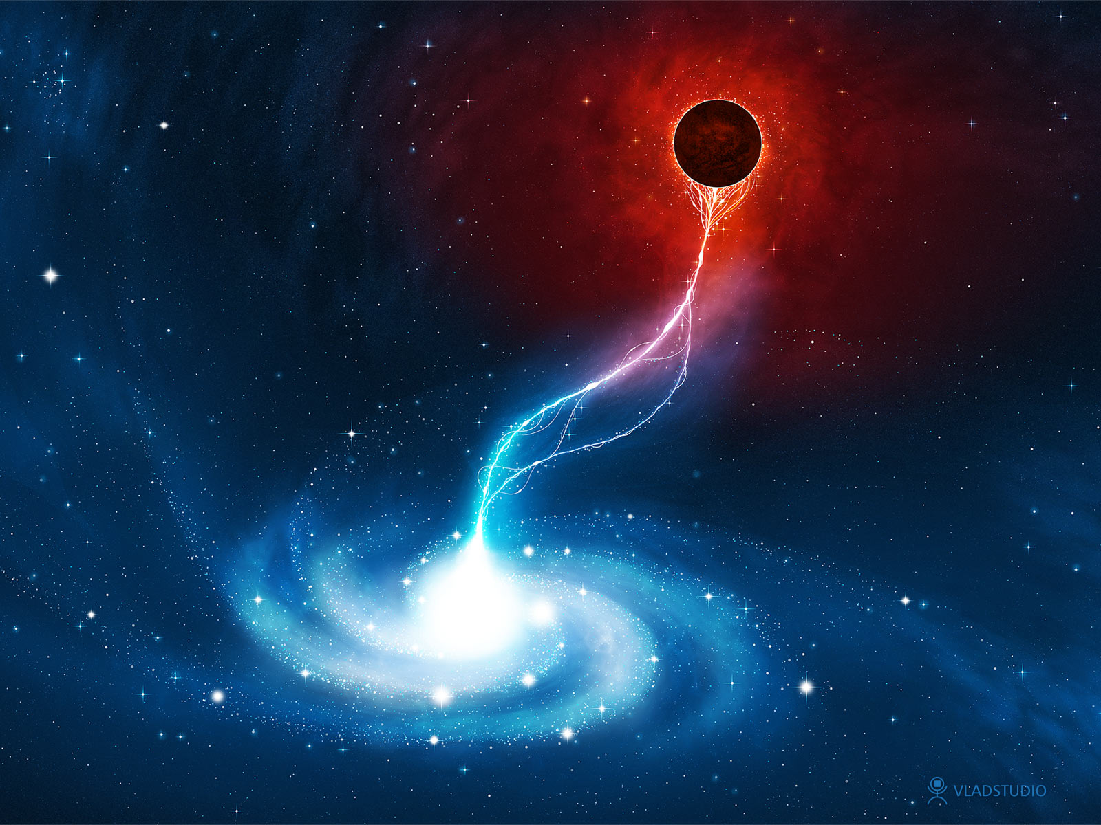 Blackhole Wallpaper 7258