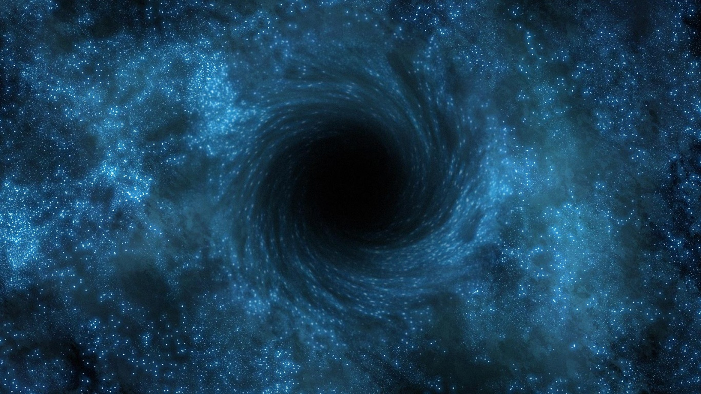 Blackhole Wallpaper